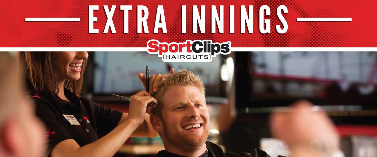 The Sport Clips Haircuts of Berlin - Hudson Extra Innings Offerings