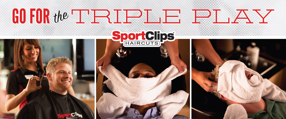 The Sport Clips Haircuts of Berlin - Hudson Triple Play